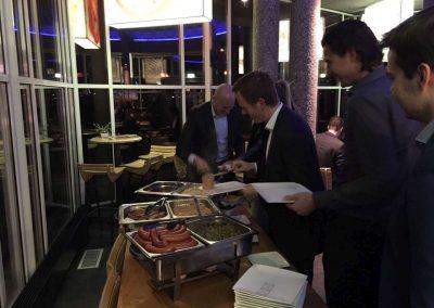 T-Huis Presikhaaf Arnhem buffetten, feesten en partijen